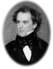 a biography of nathaniel hawthorne the american novelist Introduction & biography nathaniel hawthorne was a 19th century american novelist and short story writer he is seen as a key figure in the development of american.